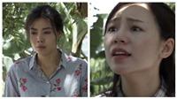 'Quỳnh búp bê' tập 17: Em gái khinh thường Lan 'cứ khó khăn là đi làm gái à?'