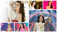 Cận cảnh nhan sắc nóng bỏng và quyến rũ của Tân Hoa hậu Hòa bình Quốc tế 2018