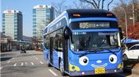 Hàn Quốc vận hành thí điểm xe buýt chạy bằng hydro