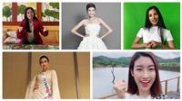 Xem Chung kết Hoa hậu Quốc tế 2018: Dàn hoa hậu, á hậu cổ vũ 'tiếp sức' Thùy Tiên