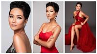 Ngắm nhan sắc nóng bỏng củaH'Hen Niê trước khi 'chinh chiến'Miss Universe 2018