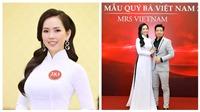 Mrs Vietnam 2018: Ngỡ ngàng nhan sắc hút hồn của 'gái 3 con' từ Nghệ An