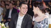 'Quỳnh búp bê' Phương Oanh thân mật với con trai 'Người phán xử' tại sự kiện