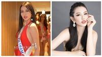 Hoa hậu Quốc tế 2018: Thùy Tiên gây chú ý trong phần thi bikini