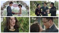 Xem 'Chạy trốn thanh xuân' tập 17: Tới đám cưới của Nam 'phá đám', tình trẻ của ông Hoài đâm trúng An