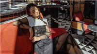 'Gái một con' Hồng Quế ngây thơ trong bộ sưu tập mới của NTK Hà Duy