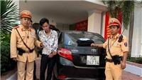 Bắt giữ đối tượng sử dụng ma túy trong khi điều khiển phương tiện ở Đắk Lắk