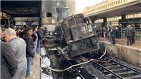 Ai Cập: Bộ trưởng Giao thông Vận tải từ chức sau vụ hỏa hoạn tại nhà ga ở Cairo