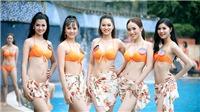 Chùm ảnh: 'Người đẹp Kinh Bắc 2019' trình diễn bikini khoe hình thể nóng bỏng