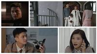 Xem 'Chạy trốn thanh xuân' tập 30: An - Nam - Châu tình cờ chạm trán, Phi chứng kiến An bị gạ tình