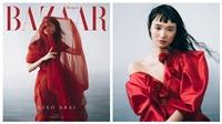 Hoa hậu Nhật Bản Kiko Arai: Nàng thơ của NTK Phương My đẹp hút hồn trong bộ ảnh mới