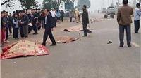 Khởi tố vụ án hình sự vụ xe khách tông vào đoàn đưa tang, 10 người thương vong