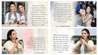 Hoa hậu Việt và những câu nói truyền cảm hứng và khát vọng vươn lên cho giới trẻ