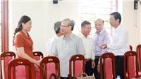 Thường trực Ban Bí thư Trần Quốc Vượng làm việc tại tỉnh Quảng Ninh