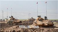 Quân đội Thổ Nhĩ Kỳ tiêu diệt 20 tay súng PKK gần biên giới với Iraq