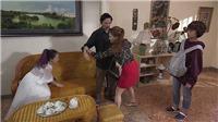 'Về nhà đi con' tập 16: Ông Sơn tát Anh Thư vì ngăn cản cô hàng xóm tán tỉnh bố