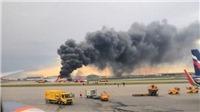 Cháy máy bay tại Nga: Hãng hàng không Yamal hủy kế hoạch mua máy bay Sukhoi Superjet 100
