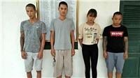 Bắt giữ bốn đối tượng trong đường dây mua bán người ở Lai Châu