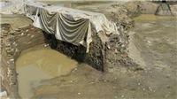 Phát hiện tường thành cổ ở Tây Nam Trung Quốc