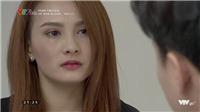 'Về nhà đi con' tập 25: Anh Thư kiên quyết không nói mình có bầu với Vũ