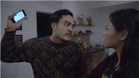VIDEO 'Về nhà đi con' tập 34: Khải nổi điên cưỡng bức Huệ sau khi đọc tin nhắn của Thư