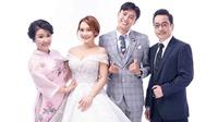Fan 'đoán già đoán non' kết phim 'Về nhà đi con': Thư và Vũ cưới giả nhưng yêu nhau thật