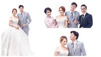 'Về nhà đi con' tập 36: Loạt ảnh cưới chứng tỏ Thư và Vũ hạnh phúc về chung một nhà