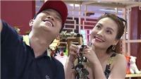 VIDEO 'Về nhà đi con' tập 40: Vũ và Thư nhập vai cặp vợ chồng mới cưới hạnh phúc
