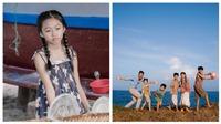 Con gái của Hai Phượng làm lớp trưởng lém lỉnh trong phim mới 'Anh thầy ngôi sao'