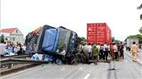 6 tháng, Quốc lộ 5 xảy ra 47 vụ tai nạn giao thông làm chết 53 người, chủ yếu tại Hải Dương