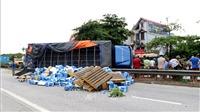 Hải Dương: Khởi tố vụ án, tạm giữ hình sự lái xe gây tai nạn làm 5 người thiệt mạng trên Quốc lộ 5