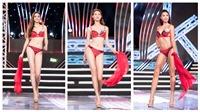 Chung khảo phía Bắc Miss World Việt Nam: Cận cảnh phần thi bikini nỏng bỏng được mong đợi nhất
