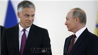Bộ Ngoại giao Nga nhận định về Đại sứ Mỹ vừa thông báo từ chức