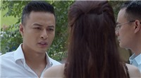 'Hoa hồng trên ngực trái' tập 5: Bảo lại bị 'cắm sừng', Thái đi công tác riêng với 'tiểu tam' Trà