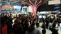 15 thương hiệu hàng đầu sẽ góp mặt tại Triển lãm ô tô Việt Nam 2019