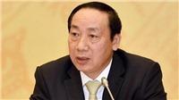 Xóa tư cách nguyên Thứ trưởng Bộ Giao thông vận tải của ông Nguyễn Hồng Trường