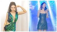 Đông Nhi, Phương Trinh Jolie biểu diễn sôi động lôi cuốn khán giả Vĩnh Phúc