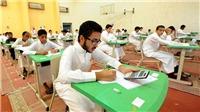 Saudi Arabia lần đầu tiên cho phép giáo viên nữ được dạy các học sinh nam