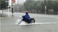 Thời tiết đêm 18 ngày 19/9: Nam Tây Nguyên, Nam Bộ, từ Hà Tĩnh đến Quảng Trị có nơi mưa rất to và dông