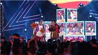 Nghệ sĩ Tự Long, Xuân Bắc và con trai đem 'Đêm thu cổ tích' đáng nhớ cho hàng nghìn khán giả nhí