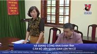 VIDEO: Hà Giang công khai danh tính cán bộ liên quan gian lận thi cử