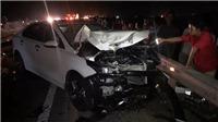 Quảng Trị: Xe ô tô va chạm xe máy, 3 người trong một gia đình tử vong