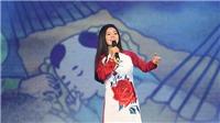 VIDEO Sao mai Lương Nguyệt Anh hát ca khúc tự sáng tácvề quê mẹ ngọt lịm