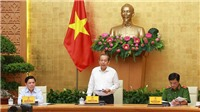 Phó Thủ tướng Thường trực Trương Hòa Bình: Xử lý dứt điểm các 'điểm đen' tiềm ẩn gây tai nạn giao thông