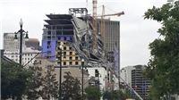 Mỹ: Sập khách sạn tại thành phố New Orleans gây nhiều thương vong