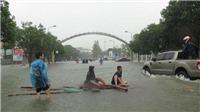 Nghệ An: 5.250 căn nhà bị ngập và một người chết do mưa lụt