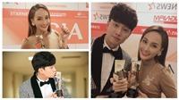 Bảo Thanh - Quốc Trường xúc động khi nhận giải AAA 2019