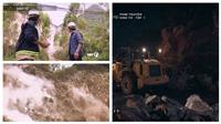 Hậu trường đại cảnh sập mỏ đá kinh hoàng trong 'bom tấn' truyền hình 'Sinh tử'