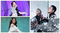 Tùng Dương, Phạm Thùy Dung, Nhật Thủy hát 'Cảm ơn cuộc đời'