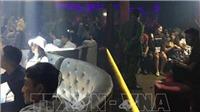 Gia Lai: Phát hiện 118 thanh niên dương tính với chất ma túy trong quán Bar